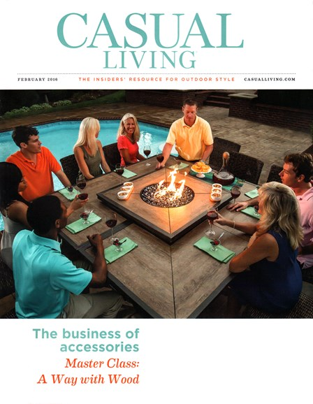 Casual Living Cover - 2/1/2016