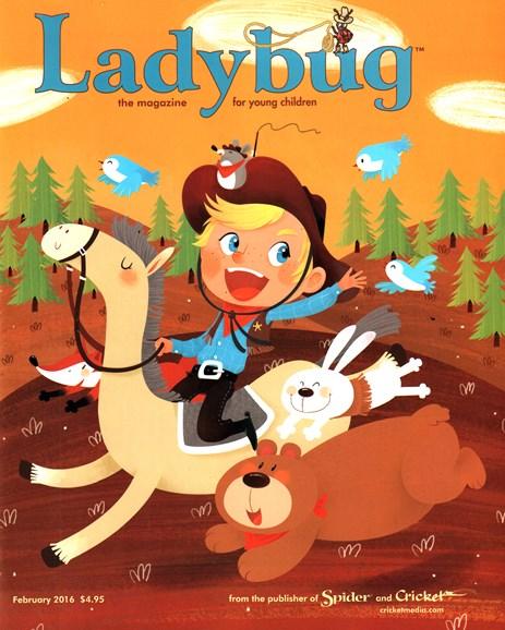 Ladybug Cover - 2/1/2016