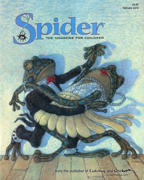Spider Cover - 2/1/2016