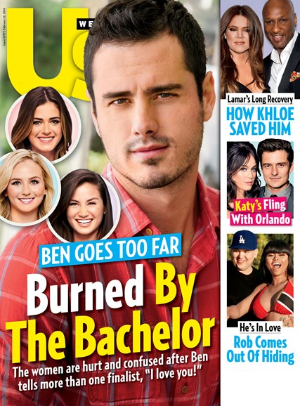 Us Weekly Cover - 2/22/2016