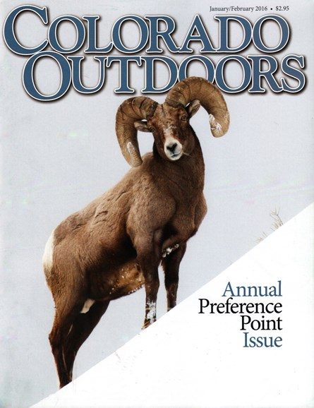 Colorado Outdoors Cover - 1/1/2016