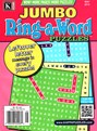 Jumbo Ring a Word Magazine | 5/2016 Cover