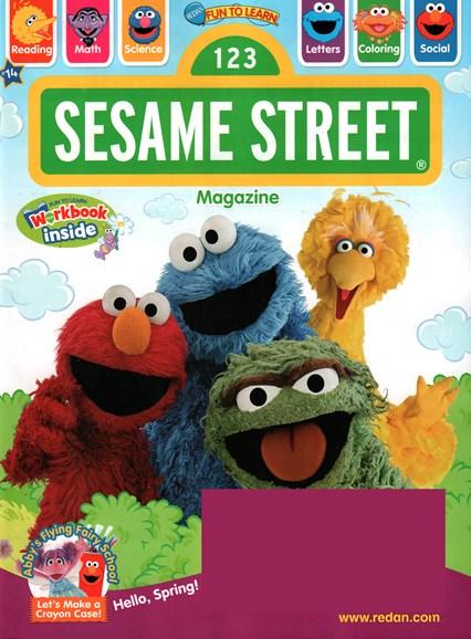 Sesame Street Cover - 3/1/2016