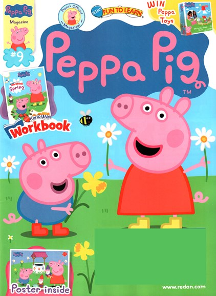 Peppa Pig Cover - 3/1/2016
