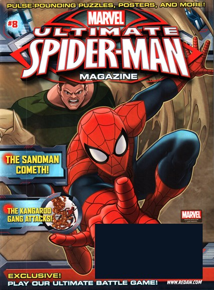 Marvel Spider-Man Cover - 3/1/2016