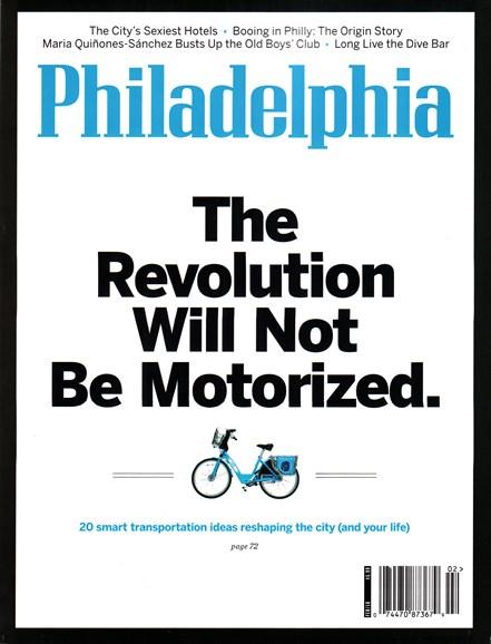 Philadelphia Magazine Cover - 2/1/2016