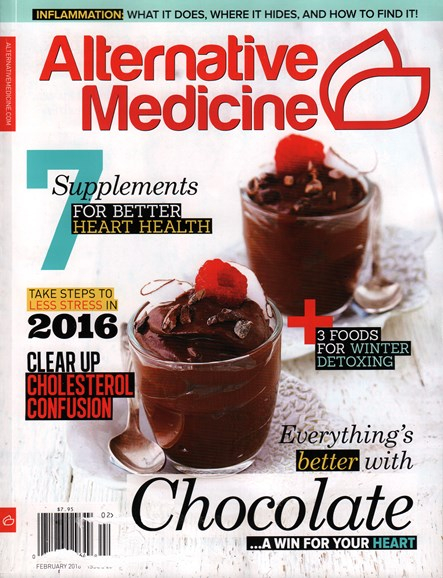 Alternative Medicine Cover - 2/1/2016