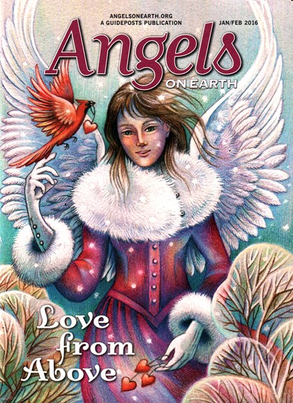 Angels on Earth Cover - 1/1/2016