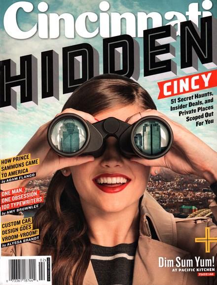 Cincinnati Cover - 2/1/2016