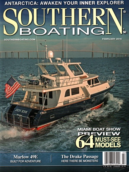 Southern Boating Cover - 2/1/2016