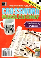 Herald Tribune Crossword Puzzles Magazine 4/1/2016