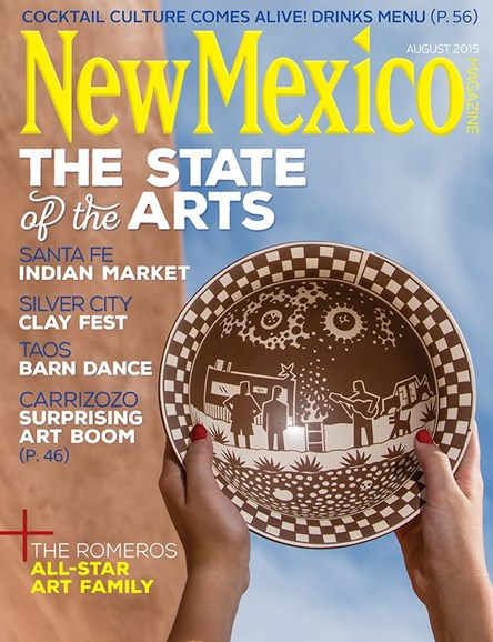 New Mexico Cover - 8/1/2015