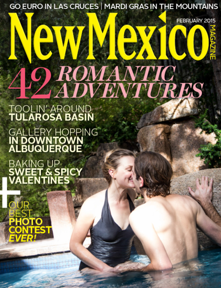 New Mexico Cover - 2/1/2015