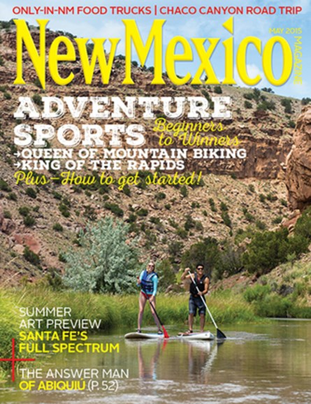 New Mexico Cover - 5/1/2015