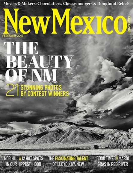 New Mexico Cover - 2/1/2016