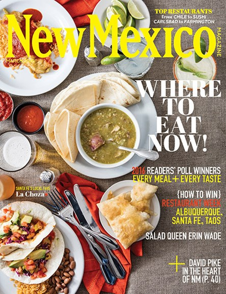 New Mexico Cover - 3/1/2016