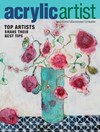 Acrylic Artist | 12/1/2015 Cover