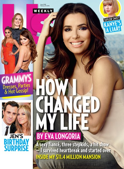 Us Weekly Cover - 2/29/2016