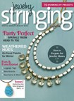 Jewelry Stringing Magazine | 12/1/2015 Cover