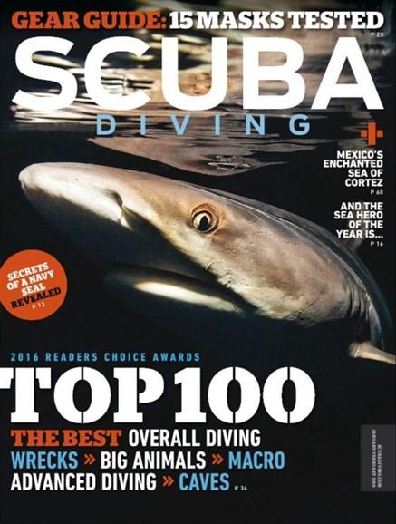 Scuba Diving Cover - 1/1/2016