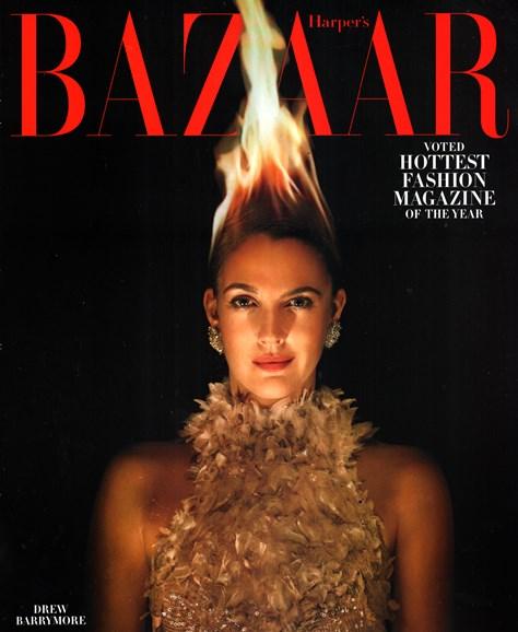 Harper's Bazaar Cover - 3/1/2016