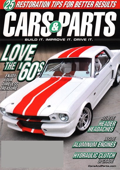 Cars & parts Cover - 3/1/2016