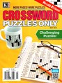 Herald Tribune Crossword Puzzles Magazine | 5/2016 Cover
