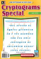 Cryptograms Special Magazine 5/1/2016