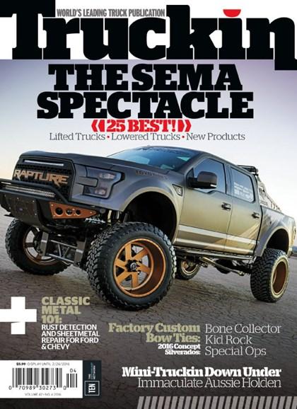 Truckin' Cover - 2/25/2016