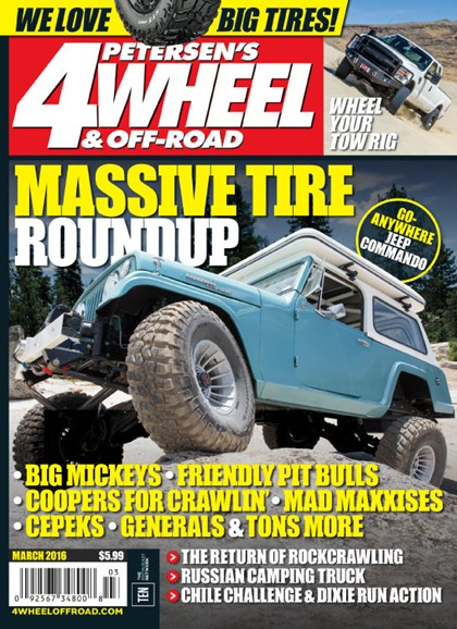 4 Wheel & Off-Road Cover - 3/1/2016