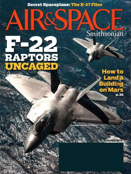 Air & Space Cover - 3/1/2016