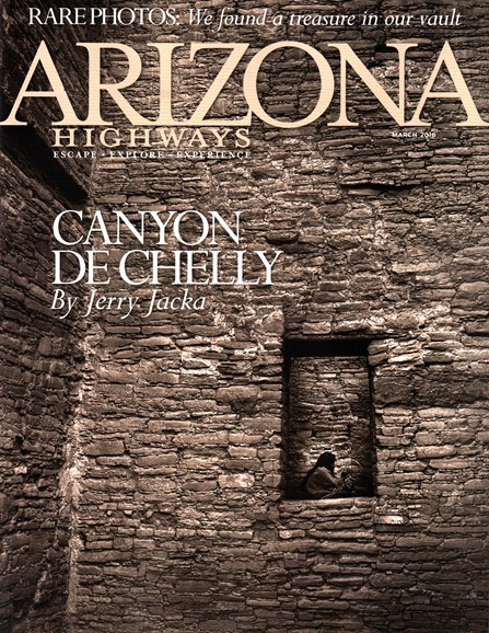 Arizona Highways Cover - 3/1/2016