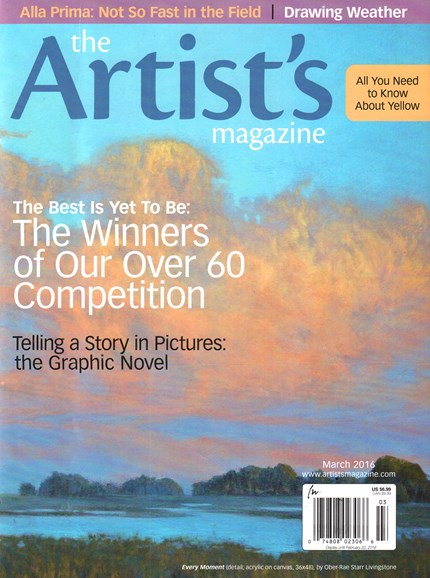 Artists Cover - 3/1/2016