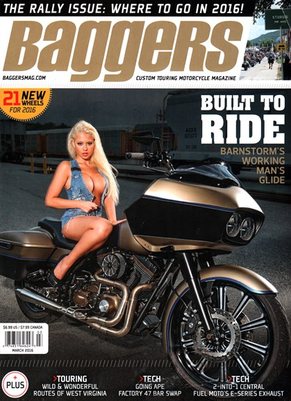 Baggers Cover - 3/1/2016
