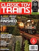 Classic Toy Trains Magazine 3/1/2016