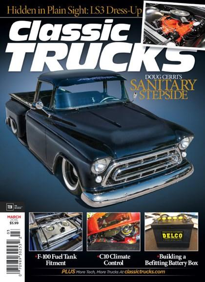 Classic Trucks Cover - 3/1/2016