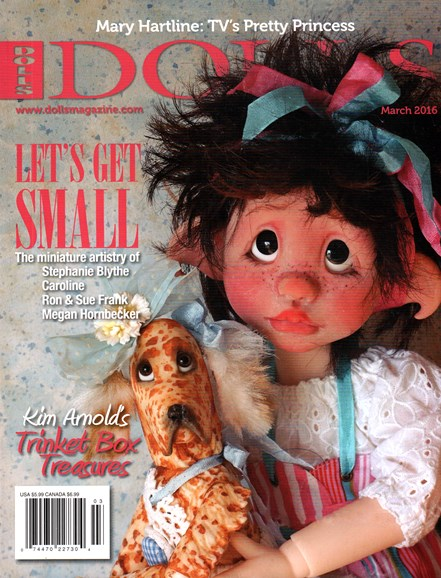 Dolls Cover - 3/1/2016