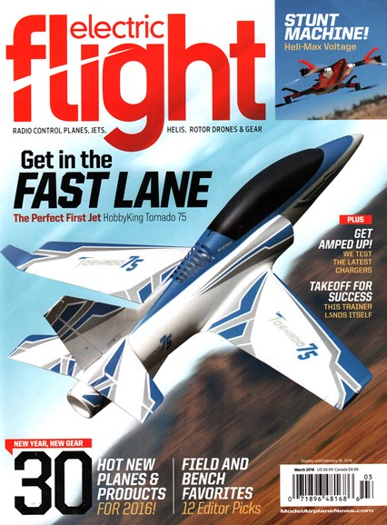 Electric Flight Cover - 3/1/2016