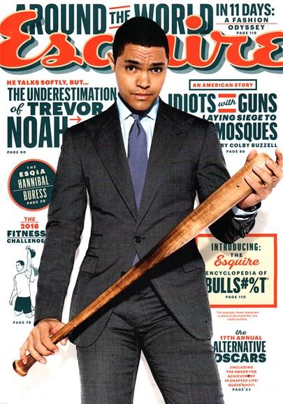 Esquire Cover - 3/1/2016