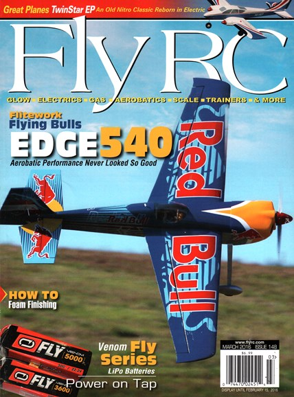 Fly RC Cover - 3/1/2016