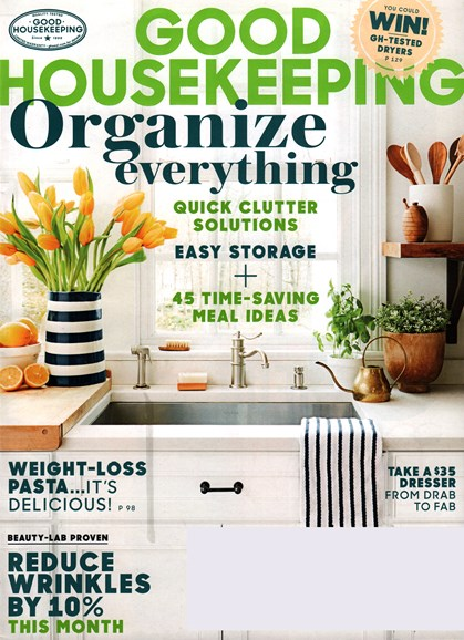 Good Housekeeping Cover - 3/1/2016