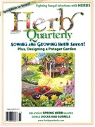 Herb Quarterly Magazine 3/1/2016