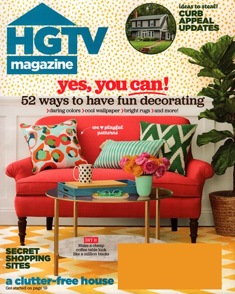 HGTV Cover - 3/1/2016
