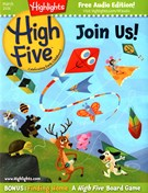 High Five Magazine 3/1/2016