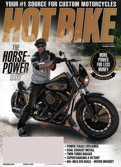 Hot Bike Cover - 3/1/2016