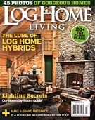 Log Home Living Magazine 3/1/2016