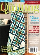 Fons & Porter's Love of Quilting 3/1/2016