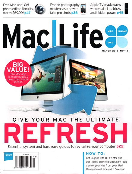Mac | Life Cover - 3/1/2016