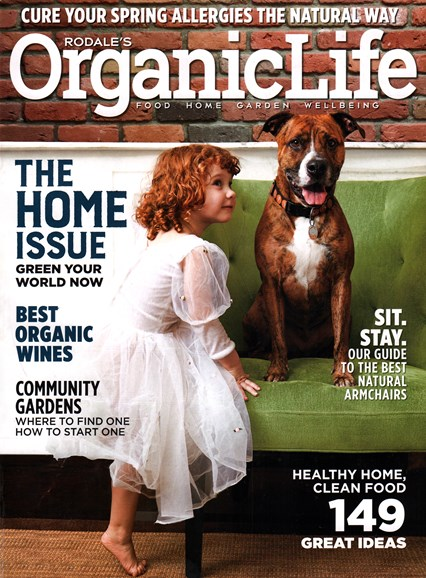 Organic Life Cover - 3/1/2016
