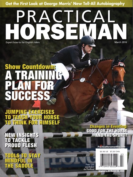 Practical Horseman Cover - 3/1/2016